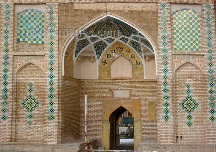 iran500: Tabriz - East Azerbaijan, Iran: Sayed Hamzeh grave yard - Sarkhab area on the south east side of the Segatol Islam St. and Sayyed Hamzeh bazaar - photo by N.Mahmudova - (c) Travel-Images.com - Stock Photography agency - Image Bank