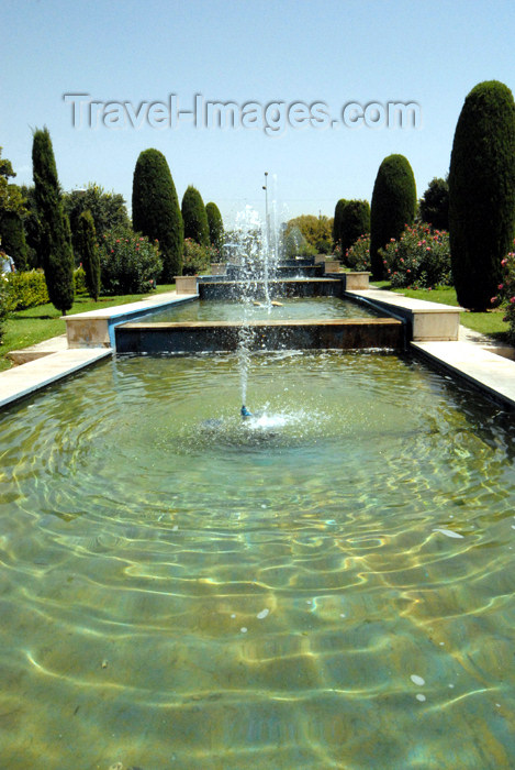 iran99: Iran - Tehran - Laleh Park - fountain - photo by M.Torres - (c) Travel-Images.com - Stock Photography agency - Image Bank