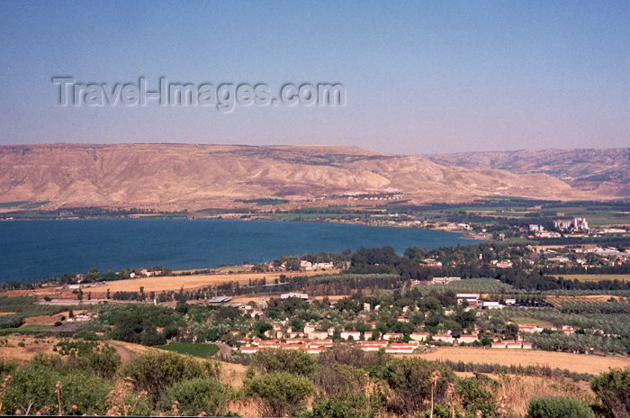 israel18: Israel - Kinneret: over the Sea of Galille / Lake Tiberias / Kineret lake - photo by M.Torres - (c) Travel-Images.com - Stock Photography agency - Image Bank
