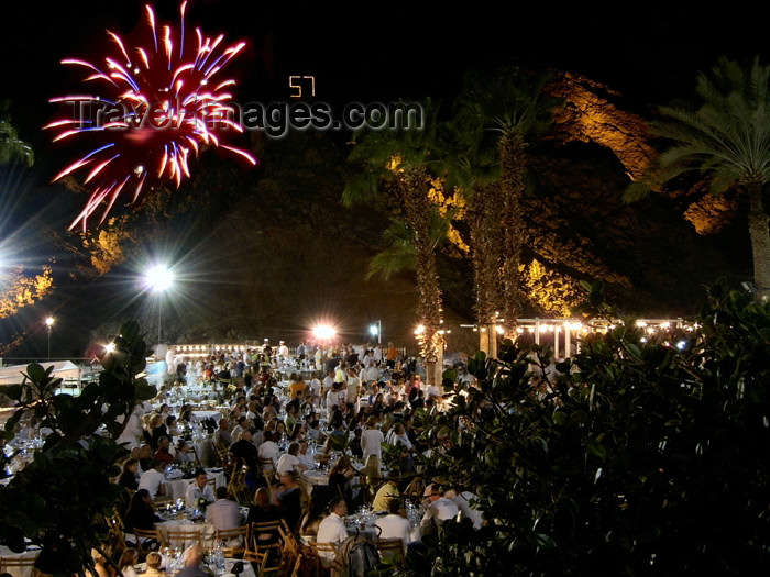 israel183: Israel - Eilat: fireworks - anniversary of Israel - photo by Efi Keren - (c) Travel-Images.com - Stock Photography agency - Image Bank