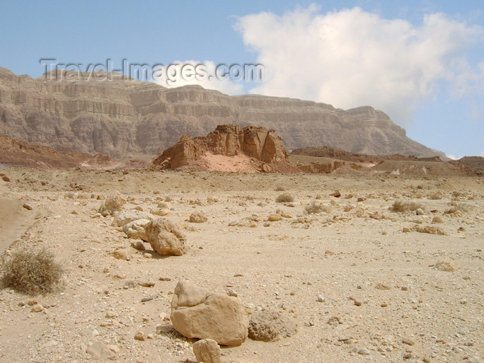 israel186: Israel - Eilat - Timna Valley Park: Nubian sandstone cliffs - photo by Efi Keren - (c) Travel-Images.com - Stock Photography agency - Image Bank