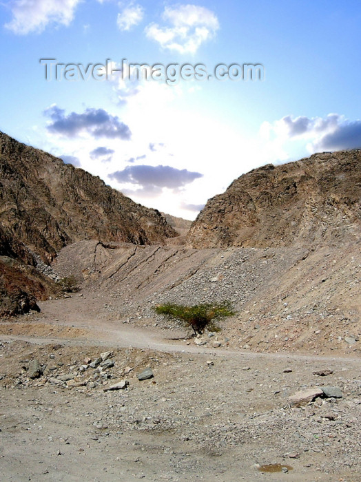 israel195: Israel - Eilat - Timna Valley Park: at sunrise - location of one of the oldest copper mines in the world - photo by Efi Keren - (c) Travel-Images.com - Stock Photography agency - Image Bank
