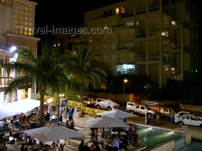 israel198: Israel - Tel Aviv: typical Israeli evening - photo by Efi Keren - (c) Travel-Images.com - Stock Photography agency - Image Bank