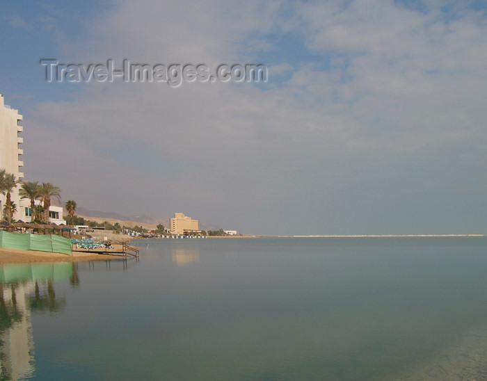 israel203: Israel - Dead sea: beach - photo by Efi Keren - (c) Travel-Images.com - Stock Photography agency - Image Bank