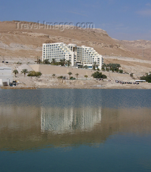 israel215: Israel - Dead sea - Neve-Zohar: Hotel Novotel Thalassa Dead Sea - photo by Efi Keren - (c) Travel-Images.com - Stock Photography agency - Image Bank