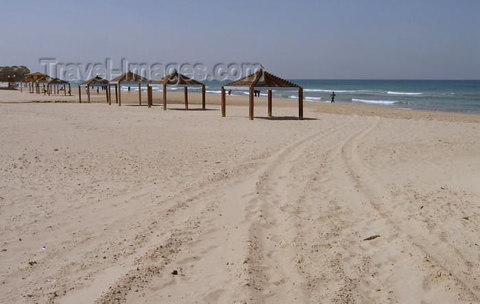 israel234: Israel - Caesarea - Hadera: Givat Olga beach / Givaat Olga - photo by Efi Keren - (c) Travel-Images.com - Stock Photography agency - Image Bank
