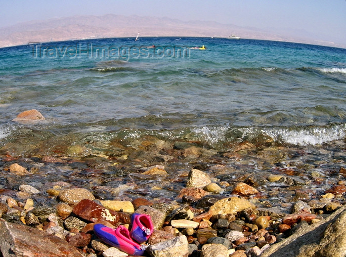 israel289: Israel - Eilat: round Earth - Red sea - photo by Efi Keren - (c) Travel-Images.com - Stock Photography agency - Image Bank
