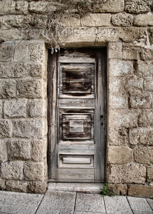 israel298: Israel - door with no handle - photo by E.Keren - (c) Travel-Images.com - Stock Photography agency - Image Bank