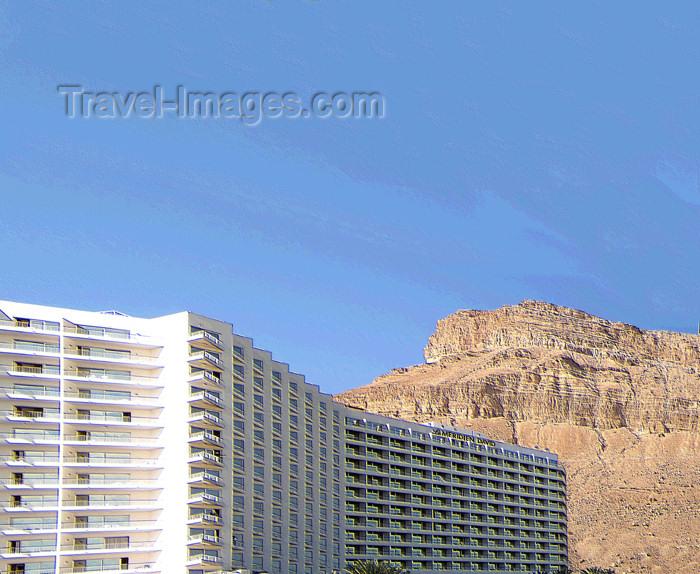 israel306: Israel - Dead sea - Ein Bokek: Hotel Meridien - photo by Efi Keren - (c) Travel-Images.com - Stock Photography agency - Image Bank