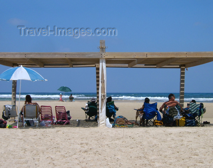 israel324: Israel - kibbutz Sdot Yam: like in the cinema - photo by E.Keren - (c) Travel-Images.com - Stock Photography agency - Image Bank