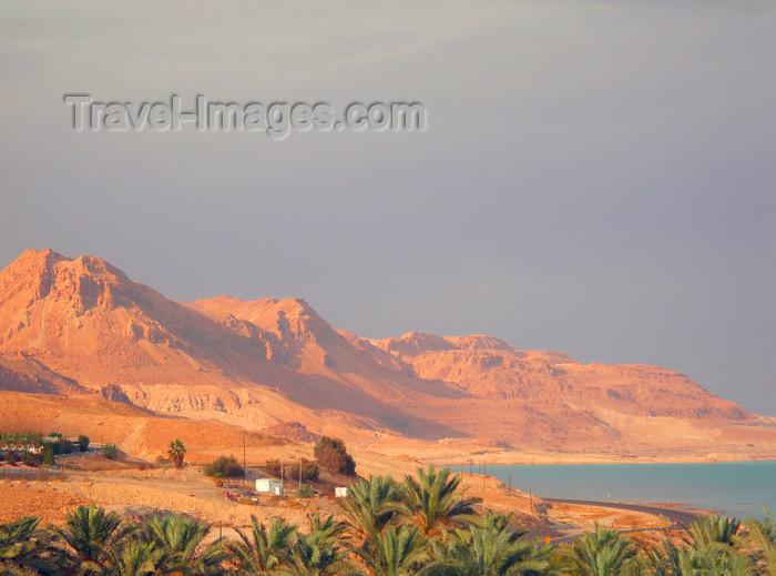 israel369: Dead sea, Israel: coastal landscape  - photo by E.Keren - (c) Travel-Images.com - Stock Photography agency - Image Bank