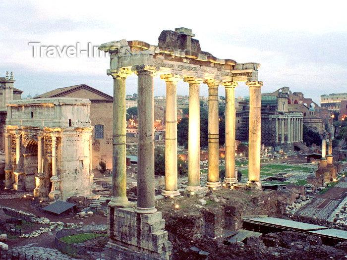 italy135: Italy / Italia - Rome / Roma: Roman Forum / Forum Romanum - photo by M.Bergsma - (c) Travel-Images.com - Stock Photography agency - Image Bank