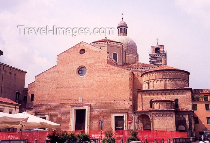 italy45: Padua / Padova / QPA  - Venetia / Veneto, Italy: Cathedral of Padua - the Basilica - photo by M.Torres - (c) Travel-Images.com - Stock Photography agency - Image Bank