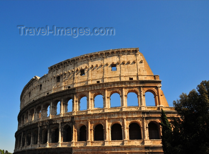 italy466: Rome, Italy: Colosseum - NW view - photo by M.Torres - (c) Travel-Images.com - Stock Photography agency - Image Bank