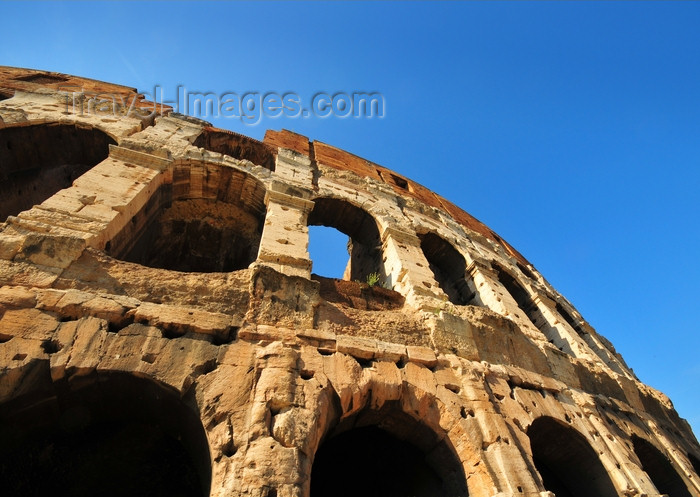 italy472: Rome, Italy: Colosseum - detail of the inner wall - photo by M.Torres - (c) Travel-Images.com - Stock Photography agency - Image Bank
