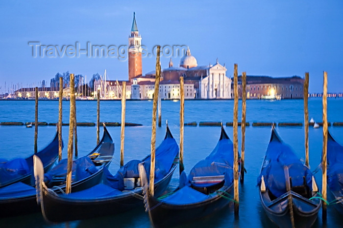italy512: Venice, Italy: Isola di San Giorgio Maggiore in Morning Light - photo by A.Beaton - (c) Travel-Images.com - Stock Photography agency - Image Bank
