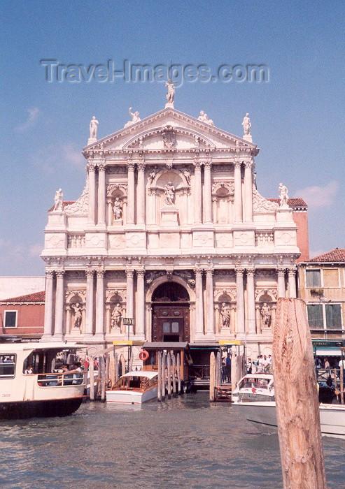 italy61: Venice / Venezia (Venetia / Veneto) / VCE : Chiesa de Santa Maria del Giglio - San Marco (photo by Miguel Torres) - (c) Travel-Images.com - Stock Photography agency - Image Bank