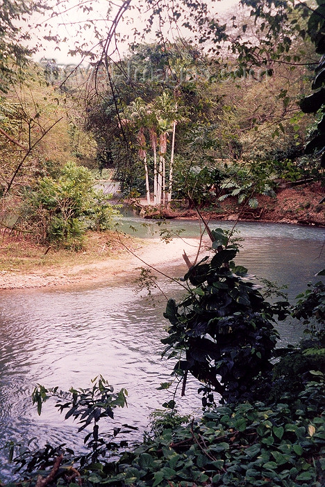 jamaica5: Jamaica: Martha Brae River (photo by Miguel Torres) - (c) Travel-Images.com - Stock Photography agency - Image Bank