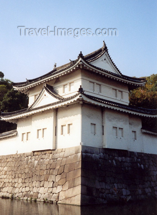japan22: Japan - Kyoto - Honshu island: Nijo Castle - historic Monuments of Ancient Kyoto - Unesco world heritage site - photo by M.Torres - (c) Travel-Images.com - Stock Photography agency - Image Bank