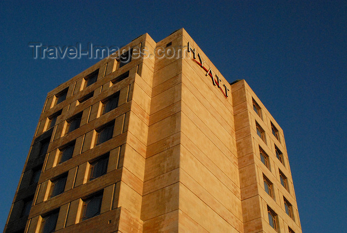 jordan206: Amman - Jordan: Grand Hyatt Amman hotel - photo by M.Torres - (c) Travel-Images.com - Stock Photography agency - Image Bank