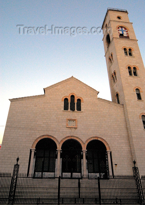 jordan212: Amman - Jordan: Coptic Orthodox Church - facade - photo by M.Torres - (c) Travel-Images.com - Stock Photography agency - Image Bank