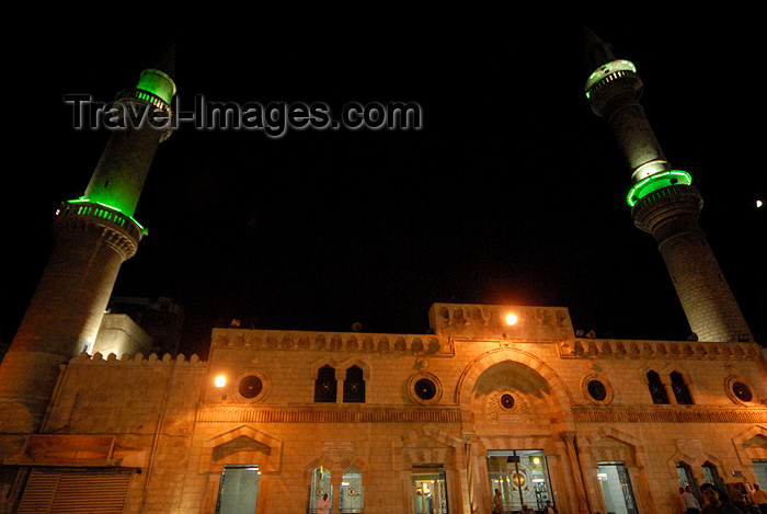 jordan213: Amman - Jordan: El-Hussein Mosque in the old town - photo by M.Torres - (c) Travel-Images.com - Stock Photography agency - Image Bank