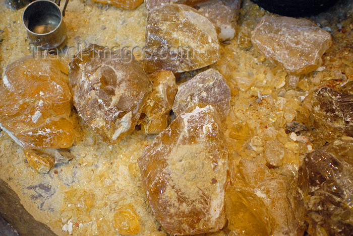 jordan296: Jordan - Petra: frankincense resin or olibanum - photo by M.Torres - (c) Travel-Images.com - Stock Photography agency - Image Bank