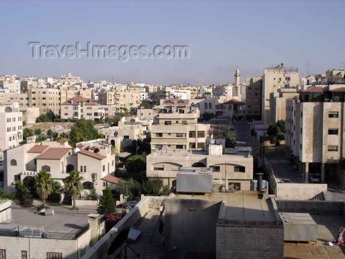 jordan59: Jordan - Amman / AMM /ADJ: skyline - photo by I.Dnieprowsky - (c) Travel-Images.com - Stock Photography agency - Image Bank