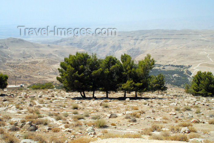 jordan90: Madaba - Jordan: view of the valley - photo by M.Torres - (c) Travel-Images.com - Stock Photography agency - Image Bank