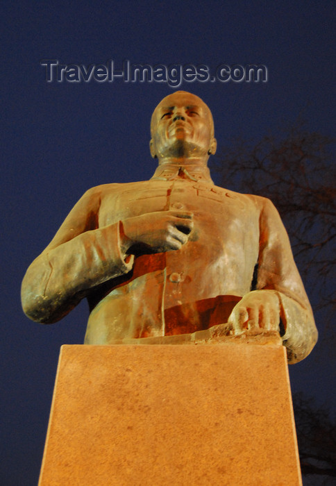 kazakhstan289: Kazakhstan, Almaty: 28 Panfilov Heroes' Park - Ivan Vasilovich Panfilov - Russian general and Hero of the Soviet Union - photo by M.Torres - (c) Travel-Images.com - Stock Photography agency - Image Bank