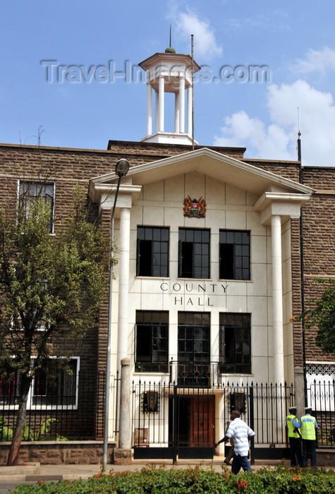 kenya127: Nairobi, Kenya: County Hall - Harambee Avenue - photo by M.Torres - (c) Travel-Images.com - Stock Photography agency - Image Bank