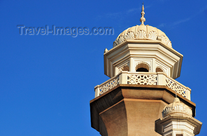 kenya33: Nairobi, Kenya, East Africa: minaret - Jamia Masjid - Friday Mosque - Islamic Architecture - religion - Islam - photo by  M.Torres - (c) Travel-Images.com - Stock Photography agency - Image Bank