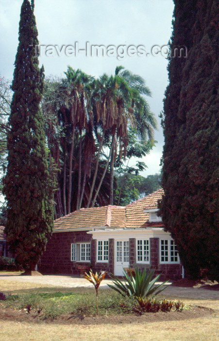 kenya42: Kenya - Africa - Nairobi: Karen suburb - Danish touch - Karen Blixen's house and museum - author of Out of Africa (photo by F.Rigaud) - (c) Travel-Images.com - Stock Photography agency - Image Bank