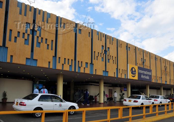 Bandara Internasional Jomo Kenyatta, Nairobi, Kenya