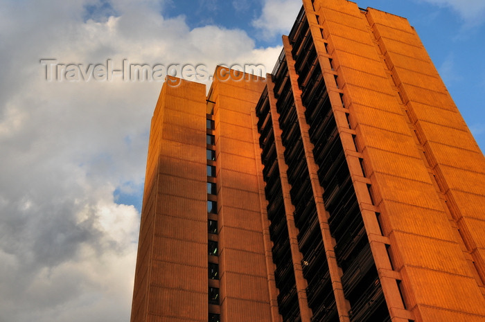 kenya84: Nairobi, Kenya: Reinsurance Plaza - Taifa Road - Central Business District - photo by M.Torres - (c) Travel-Images.com - Stock Photography agency - Image Bank