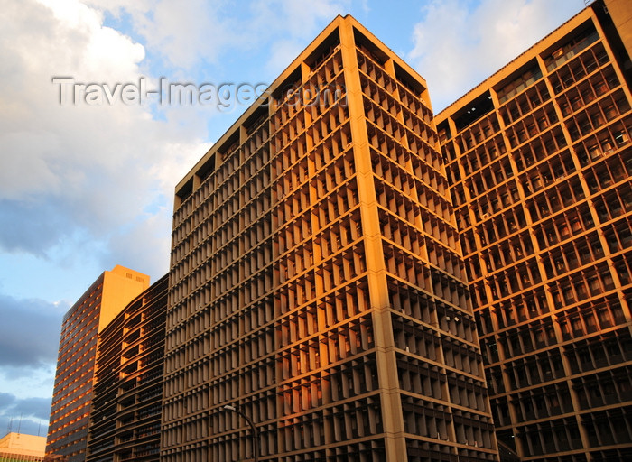 kenya87: Nairobi, Kenya: Ministry of Finance and Planning - Treasury building - Haile Selassie Avenue - photo by M.Torres - (c) Travel-Images.com - Stock Photography agency - Image Bank