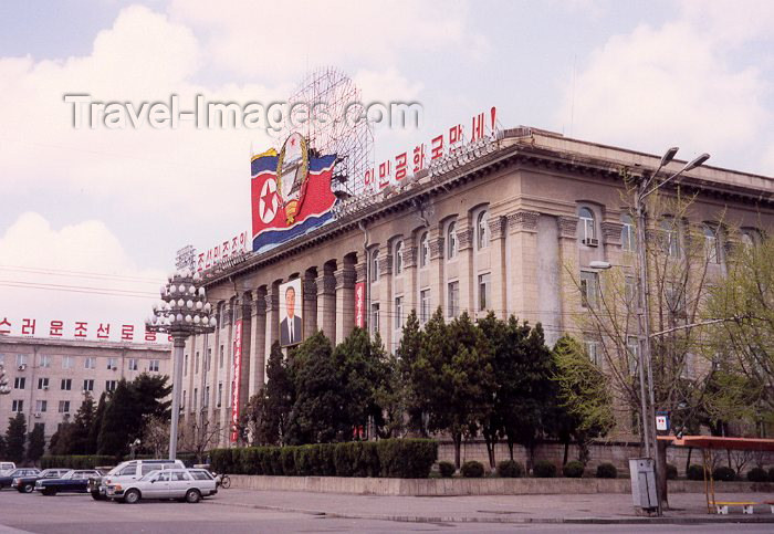 korean40: North Korea / DPRK - Pyongyang: Korean Central History Museum (photo by M.Torres) - (c) Travel-Images.com - Stock Photography agency - Image Bank