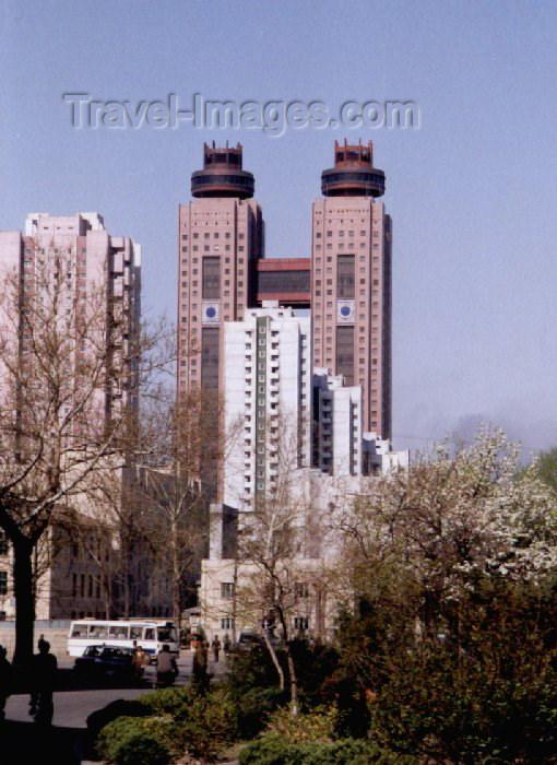 korean51: North Korea / DPRK - Pyongyang: Koryo Hotel - Tonghung-dong, Changgwang street (photo by M.Torres) - (c) Travel-Images.com - Stock Photography agency - Image Bank