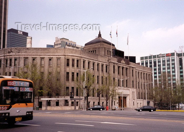 koreas16: Asia - South Korea - Seoul: City Hall - photo by M.Torres - (c) Travel-Images.com - Stock Photography agency - Image Bank