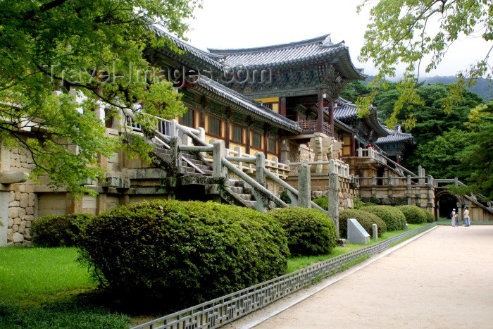 koreas24: Asia - South Korea - Bulguksa temple, North Gyeongsang province  - UNESCO World Heritage Site - photo by R.Eime - (c) Travel-Images.com - Stock Photography agency - Image Bank