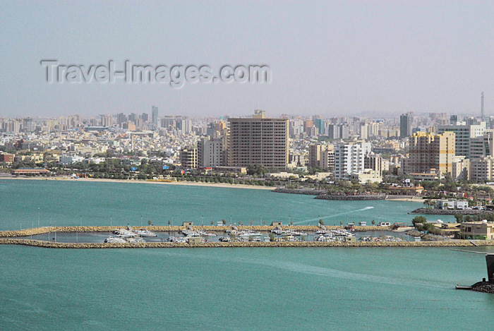 kuwait71: Kuwait city: marina - Beneid Al Ghar district - photo by M.Torres - (c) Travel-Images.com - Stock Photography agency - the Global Image Bank