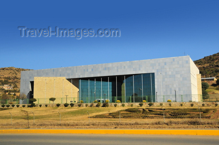 lesotho50: Maseru, Lesotho: Manthabiseng Convention Centre - located on Main South 1 - photo by M.Torres - (c) Travel-Images.com - Stock Photography agency - Image Bank