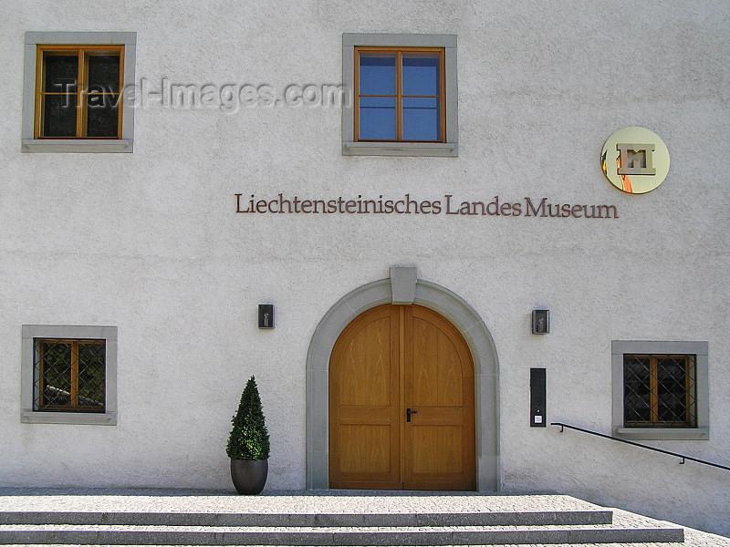 liech54: Liechtenstein - Vaduz: National Museum - Liechtensteinisches Landes Museum - photo by J.Kaman - (c) Travel-Images.com - Stock Photography agency - Image Bank