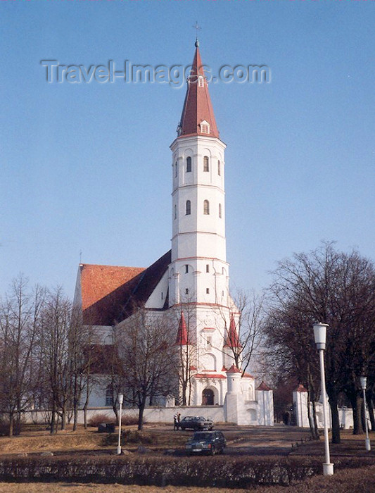 lithuan22: Lithuania - Siauliai: Catholic Cathedral of St. Peter and St. Paul - Renaissance style - Ausros lane / Sv. Petro ir Povilo baznycia - photo by M.Torres - (c) Travel-Images.com - Stock Photography agency - Image Bank