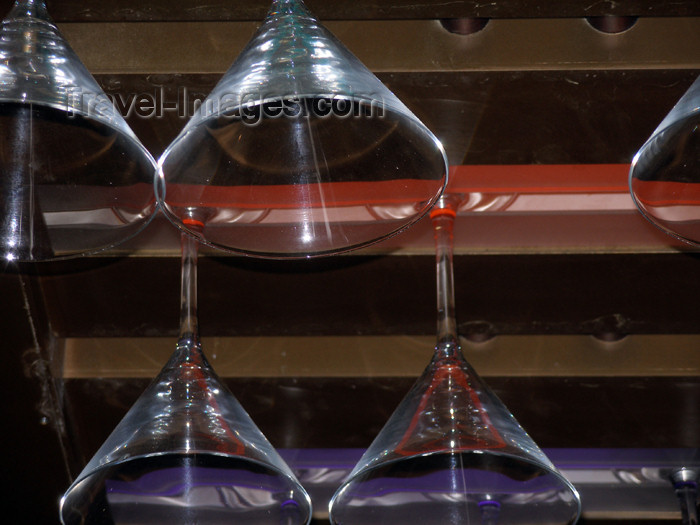 lithuania103: Lithuania - Vilnius: hanging glasses - photo by A.Dnieprowsky - (c) Travel-Images.com - Stock Photography agency - Image Bank