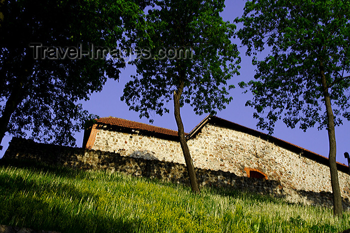lithuania152: Lithuania - Vilnius: under the hill of Gediminas' castle - photo by Sandia - (c) Travel-Images.com - Stock Photography agency - Image Bank
