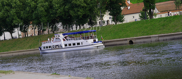lithuania165: Lithuania - Vilnius: noat on the river Neris - photo by Sandia - (c) Travel-Images.com - Stock Photography agency - Image Bank