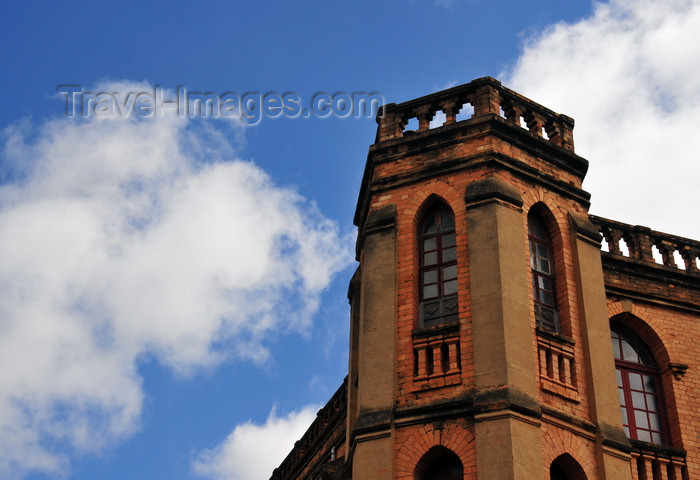 madagascar399: Antananarivo / Tananarive / Tana - Analamanga region, Madagascar: Collège Saint Michel, a Jesuit school - Kolejy Masina Misely - Ambohidahy - photo by M.Torres - (c) Travel-Images.com - Stock Photography agency - Image Bank