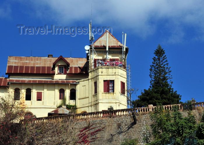 madagascar404: Antananarivo / Tananarive / Tana - Analamanga region, Madagascar: Villa Kiri - hill top French residence - photo by M.Torres - (c) Travel-Images.com - Stock Photography agency - Image Bank