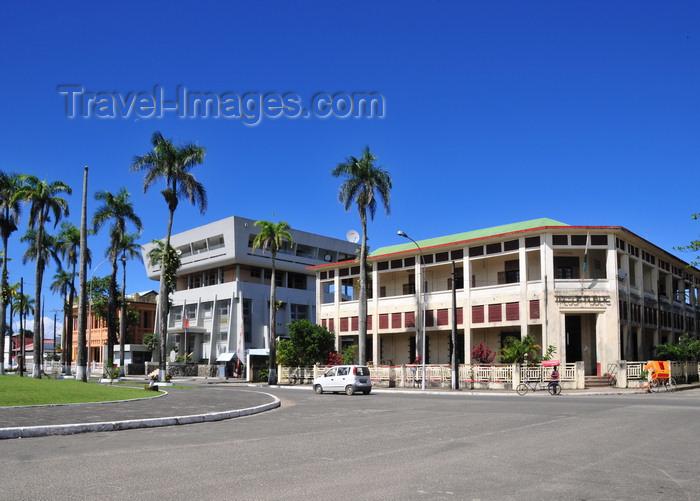 Toamasina Madagascar  city photos gallery : madagascar94: Toamasina / Tamatave, Madagascar: the Tresury and Foiben ...